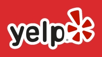 yelp red logo